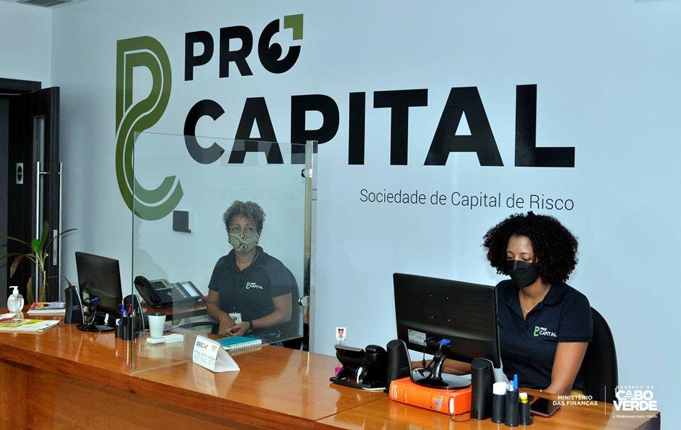 Visita de Vice-Primeiro Ministro e Ministro das Finanças de Cabo Verde à Pró-Capital